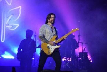 """Juanes y Piso 21 apostaron por una """"Noche del Sabor"""" para los sampedranos"""