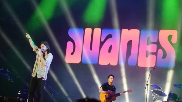 Juanes se robó el corazón de los sampedranos y ellos lo ofrecieron en apoyo a la Fundación Hondureña Para el Niño con Cáncer.
