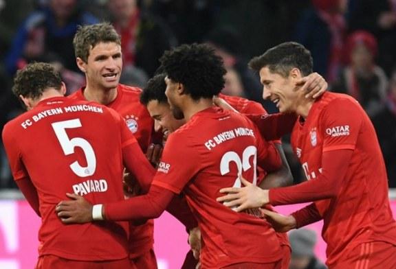Jugadores del Bayern Múnich y otros clubes alemanes aceptan reducción de salario