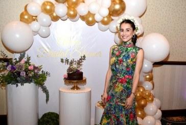 Alicia Rodríguez: a un par de meses para su enlace con Rodrigo Kattán