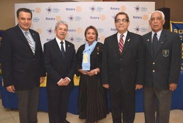 Gran gala en el 115 aniversario de servicio del Rotary Club Internacional