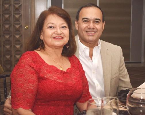 Marie y Denis Gallardo