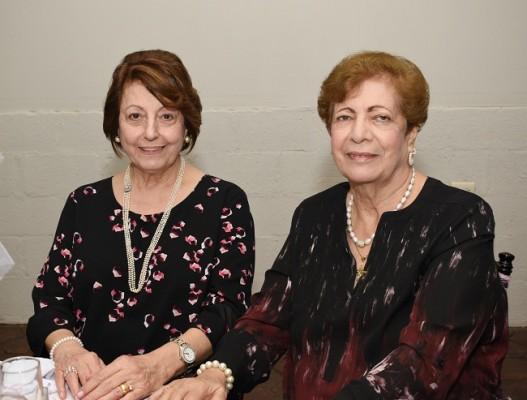 Marlene Rock y Rita Diek
