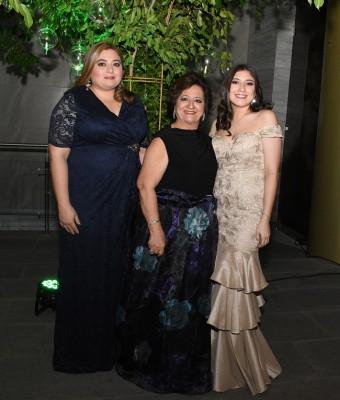 Mery Kawar, Mery Handal y Ferideh Kawar