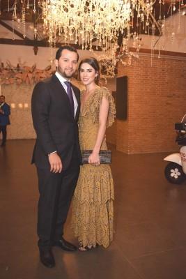 Miguel Medina y Victoria Álvarez.