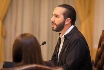 Nayib Bukele confirma el primer caso de coronavirus en El Salvador