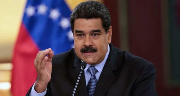 EEUU acusa a Nicolás Maduro de narcoterrorismo y ofrece 15 millones de dólares por su captura