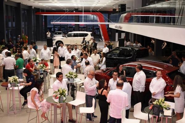 Nissan Honduras inaugura nueva concesionaria en San Pedro Sula