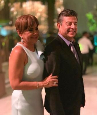 Pamela y Tomás Vaquero
