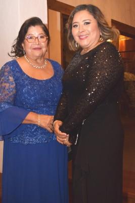 Paquita y Francis Carrión.