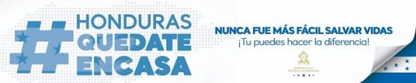 Honduras Quedate en casa