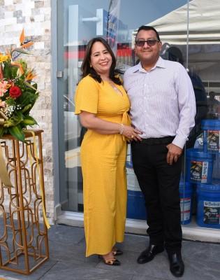 Ramón y Alicia Figuero