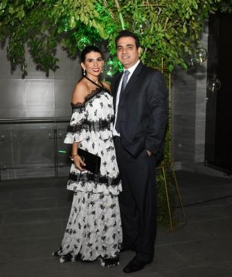 Ricardo y Melissa Handal