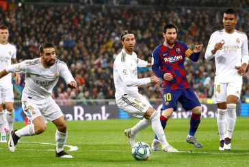 Suspenden todos los partidos de La Liga española de primera y segunda división por el coronavirus