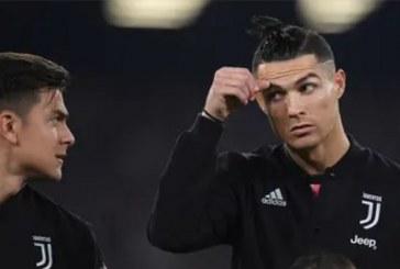 Cristiano Ronaldo habría filtrado que Paulo Dybala dio positivo al COVID-19 por cuarta vez