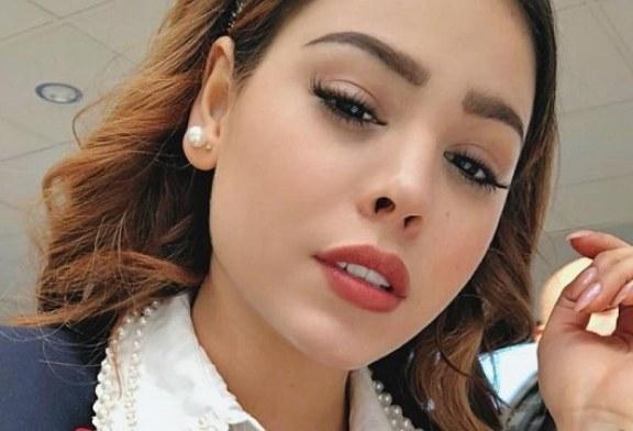Entérate porque la actriz y cantante Danna Paola es atacada en las redes sociales