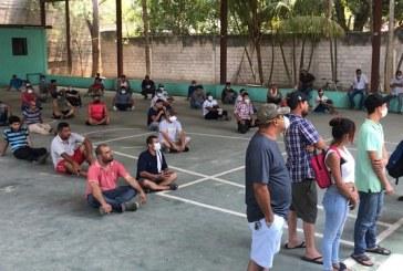 Más de 6.000 hondureños detenidos por no respetar toque de queda absoluto