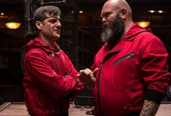 Netflix confirma quinta temporada de 'La Casa de Papel'