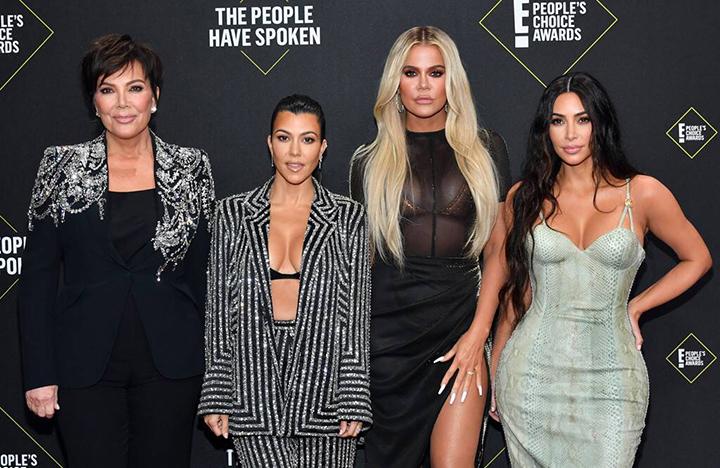 Las Kardashian celebraron el cumpleaños de Kourtney en plena pandemia