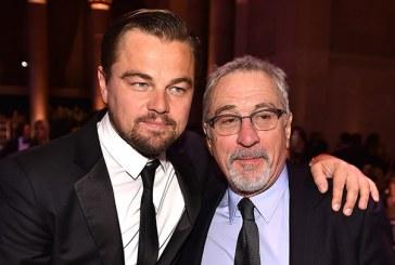 DiCaprio y De Niro ofrecen un papel en su próxima película si donan fondos para encarar el Covid-19