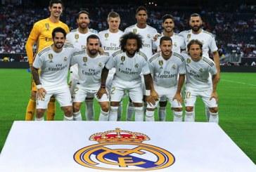 Directiva del Real Madrid anuncia rebaja de sueldos a jugadores