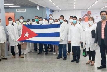 Brigada médica: Cuba extiende su mano solidaria a Honduras para reforzar lucha contra el Covid-19