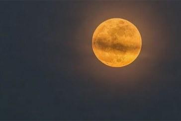 El cielo se vera iluminado por la superluna rosa, la más grande y luminosa del 7 al 8 de abril