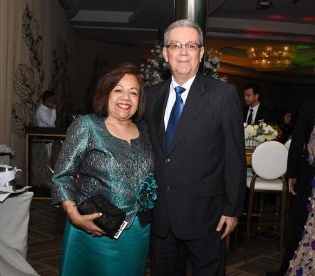 Doris Rivera y Napoleón Rivera