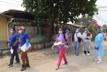 Equipos de Respuesta Rápida realizan acciones médico preventivas en barrios y colonias de SPS