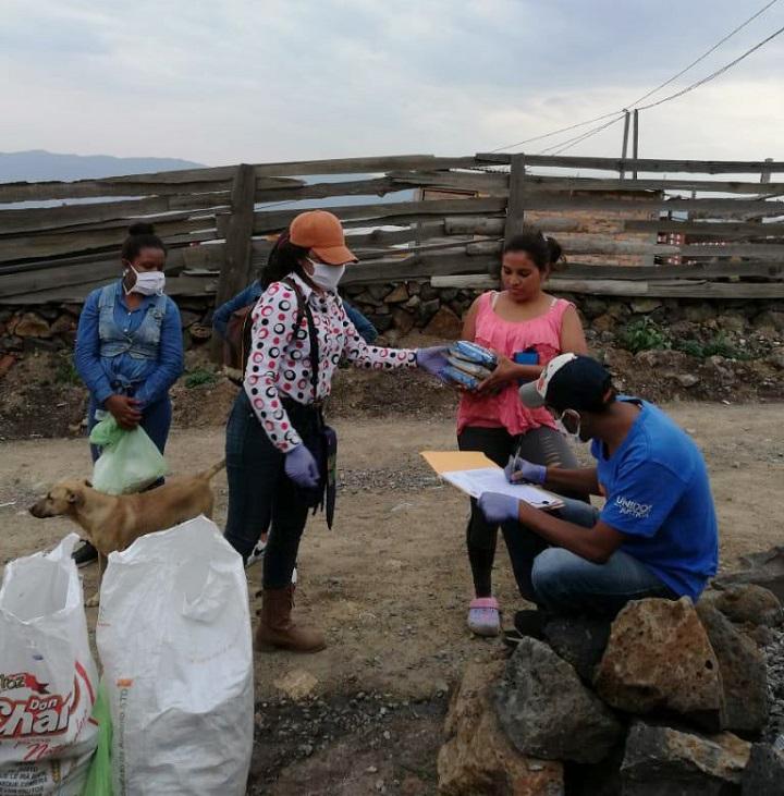 Grupo Jaremar en alianza con CEPUDO continúa fortaleciendo a grupos vulnerables al beneficiar 2,160 familias
