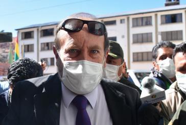 Enviado a prisión exministro de Salud de Bolivia por la compra con sobreprecio de respiradores