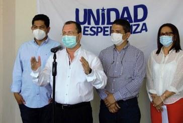Reynaldo Ekonomo se une al Movimiento Unidad y Esperanza de Tito Asfura