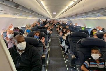 Spirit Airlines ayuda a muchas personas retornar a sus países de origen a través de vuelos humanitarios