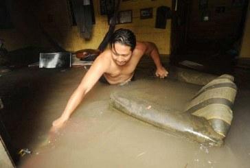 Muerte y destrucción deja tormenta tropical Amanda a su paso por El Salvador y Guatemala