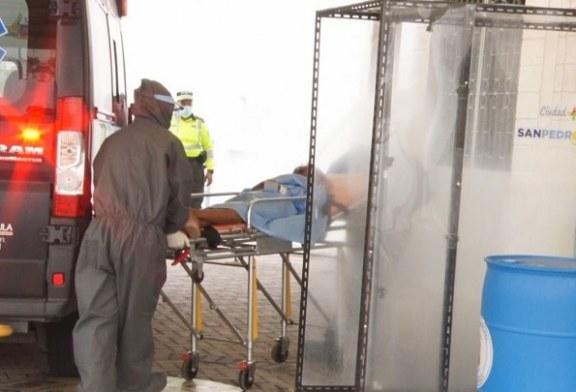 8 nuevos ingresos a Unidad Estabilizadora para Pacientes con Covid-19