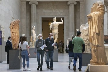 Reabren los grandes museos europeos, luego de tener perdida hasta del 80 por ciento