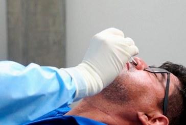Secretaría de Salud capacita a periodistas de la zona norte sobre Covid-19 y les realiza prueba PCR