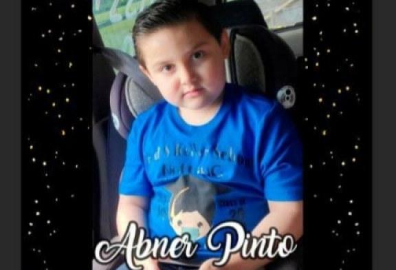 ¡Muchas felicidades Abner Pinto por tu primer logro!