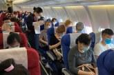EEUU ordena suspender los vuelos de pasajeros de aerolíneas chinas