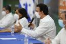 Mario Canahuati asegura que la maquila está comprometida y recuperando el 100 % de los trabajos