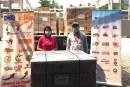 Grupo Jaremar beneficia mas 4 mil familias en riesgo social de Villanueva con la donación de granos básicos