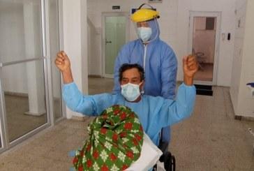 Doce nuevos hondureños regresan a casa completamente recuperados de Covid-19