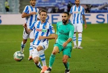 Con polémica arbitral: Real Madrid recupera el liderato de la Liga Santander al vencer de visita 1-2 a la Real Sociedad