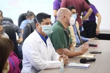 Apertura Inteligente será todo un reto para el Valle de Sula afirman autoridades de salud