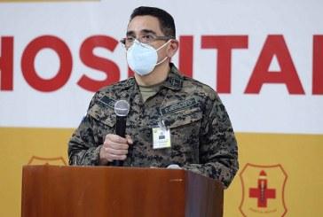 Según informe del Hospital Militar el presidente Hernández se encuentra en franca mejoría