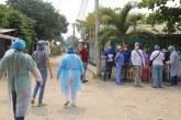 Persiste renuencia en la ciudadanía para recibir al personal sanitario en barrios y colonias de los municipios de Cortés