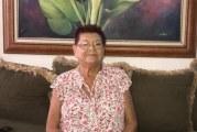 Muestras de pesar por el fallecimiento de la apreciable dama Vilma Cruz de Burgos