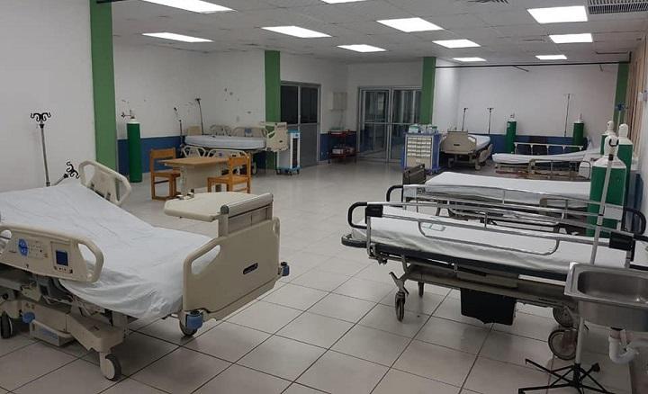 Hospital Mario Rivas amplía 20 cupos más para pacientes con COVID-19