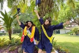 Memorable ceremonia de graduación de la Classe of 2020 de la EIS