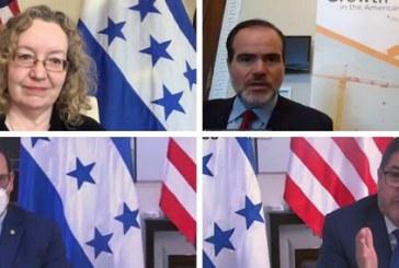 EEUU anuncian intención de financiar con $1.000 millones en inversiones del sector privado en Honduras